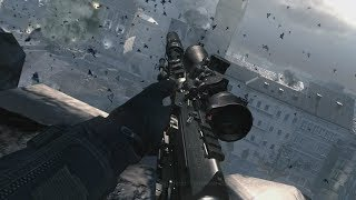 Epic SNIPER Mission from Call of Duty MW 3