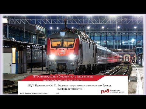 ИДП Прил №20 Минута готовности.