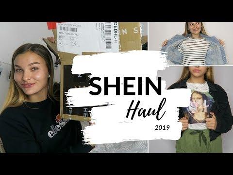 SHEIN - TRY ON HAUL 2019👗    Gute Qualität!? 😰//Marieluise