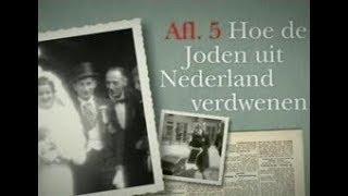 NPS De Oorlog -  Aflevering 5 - Hoe de joden uit nederland verdwenen