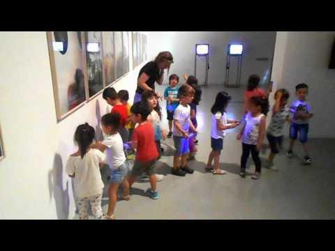 La classe de P4 visita la Panera