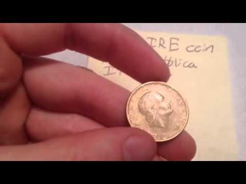 200 Lire coin. 1978 Repubblica Italiana