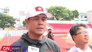Buổi tập đầu tiên của ĐT Việt Nam thiếu vắng cầu thủ