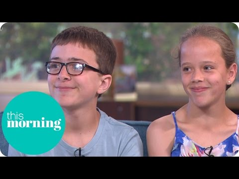 Child Geniuses Stephen And Clare Berwick | This Morning