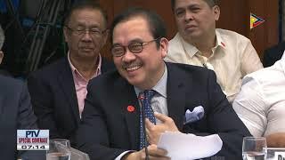 Senate Hearing on PhilHealth corruption (Part 2)