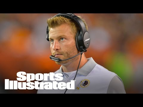 Los Angeles Rams Make Sean Mcvay Youngest Head Coach In NFL History | SI Wire | Sports Illustrated