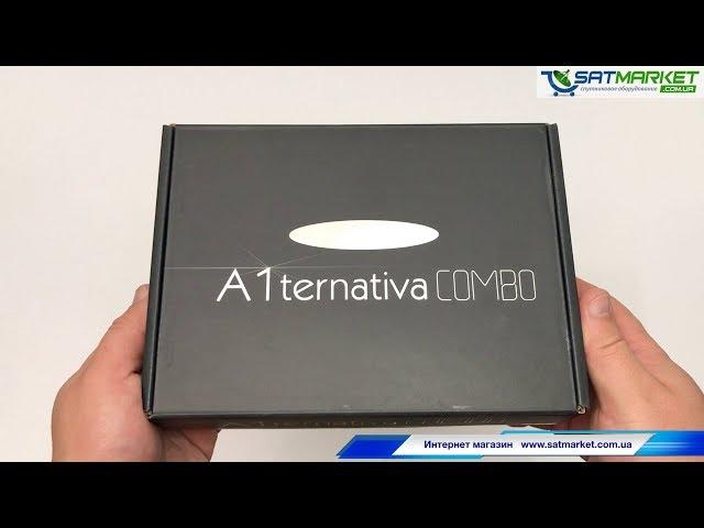 Видео обзор U2C A1ternativa COMBO