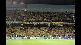 BVB Fans (Rückblick) Champions League auswärts zum CL Start 2017/18