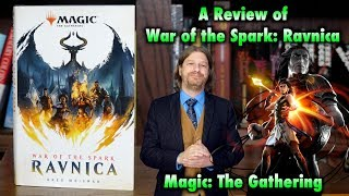 A Review Of War Of The Spark: Ravnica (Magic: The Gathering) by Greg Weisman