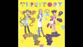 Title: TERRITORY Vocalists: Nozomi Yamane, Yoshiko Ikuta, and Miho Arakawa I can't believe the anime is already over! It feels that it was way too short, but its ...
