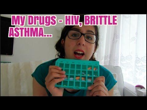 My HIV Drugs