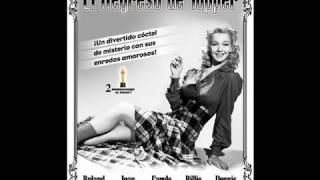 EL REGRESO DE TOPPER (Topper Returns, 1941, Full Movie, Spanish, Cinetel)