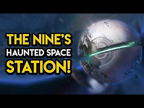 Destiny 2 - THE HAUNTED SPACE STATION THE NINE CONTROL! thumbnail