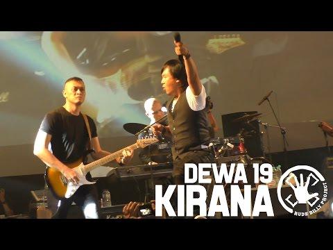 DEWA 19 - Kirana (Live at SABUGA BANDUNG)