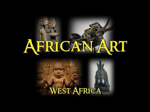 African Art - 3 West Africa