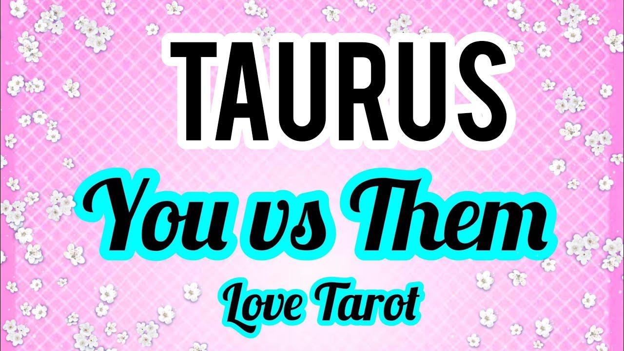 TAURUS- VICTORY IN LOVE IS COMING- YOU VS THEM- VO KYA FEEL KARTE HAI APKE LIYE- Magic Wands Tarot