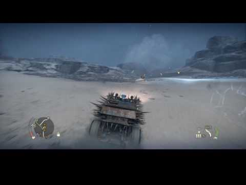 Mad Max Game: Storm's Wind Disappears |
