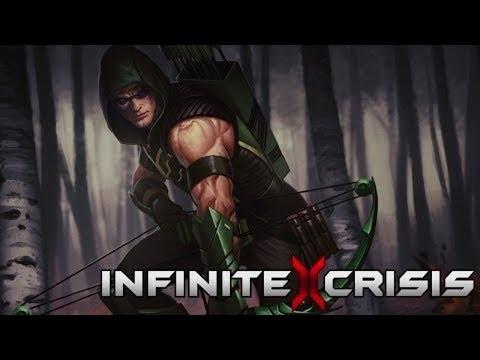 Green Arrow - Infinite Crisis - Champion Profile