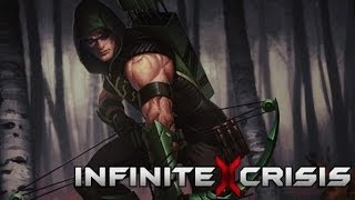 Green Arrow - Infinite Crisis - Champion Profile