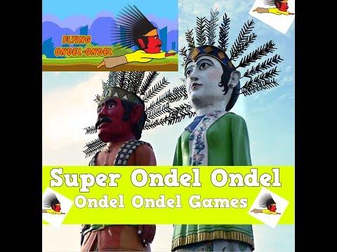 GAME ONDEL ONDEL | SUPER ONDEL ONDEL | FLYING ONDEL ONDEL | Learning Number