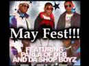Shop Boyz & DFB Coming to Clubs Ricks in Valdosta, GA