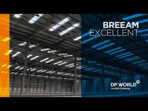 DP World London Gateway Phase 2 Logistics Centre