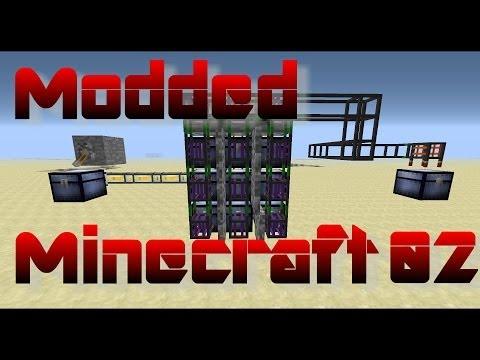 Modded Minecraft Tutorial 02 - Hybrid Quick Access