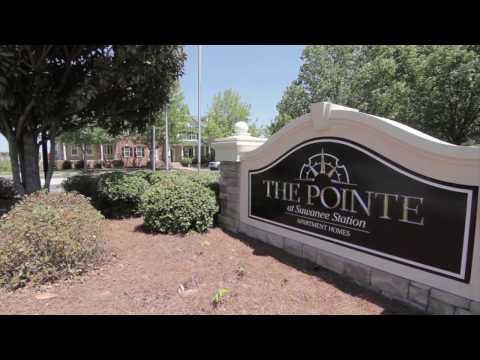 The Pointe at Suwanee Station   Suwanee GA Apartments   Waterton