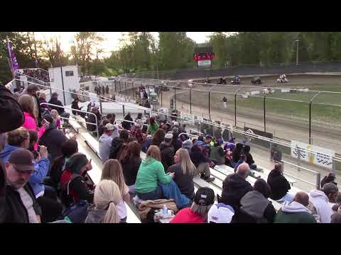 Deming Speedway, WA - Micro 600R A Main Event - June 7, 2019