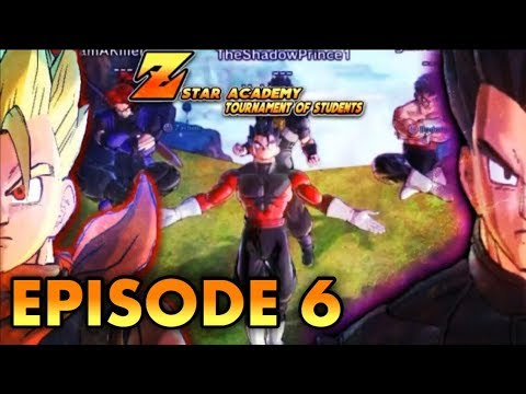 [DBXV2 ROLEPLAY] Z-Star Academey Tournament of Student Episode 6 Disgusting Beach day