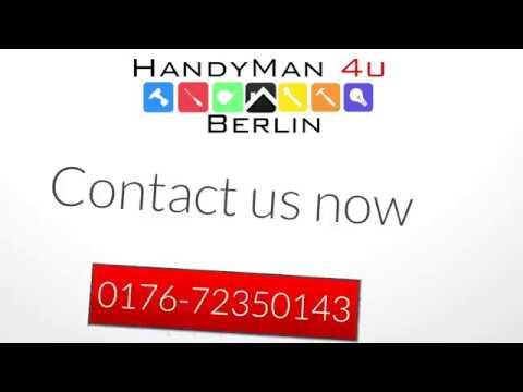 Relocation Service Berlin vorstellungsvideo für handyman 4u berlin relocation service und