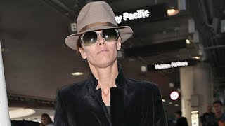 Watch Johnny Depp's Ex Vanessa Paradis Attack A Paparazzo!