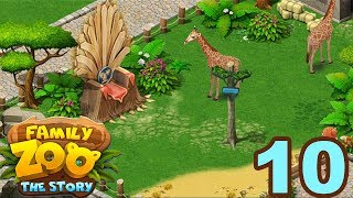 FAMILY ZOO THE STORY - WALKTHROUGH GAMEPLAY - PART 10 ( iOS | Andro...