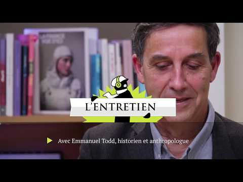 Emmanuel Todd: les mutations de l'Occident