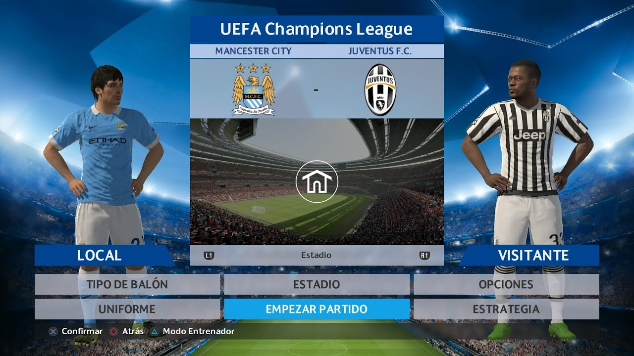 Champions league intro pes 2014 liga de campeones - 2 8