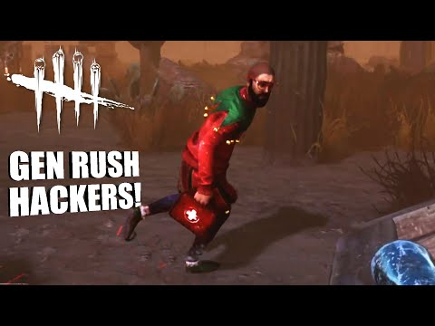 GEN RUSH HACKERS