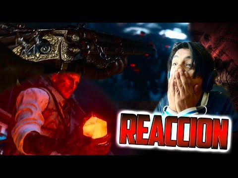 Video Reaccion ¡Blood Of The Dead! |Call of Duty Black Ops Zombies
