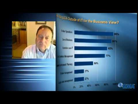 IBM / EMA Tech Chat: The Transformative Value of IT Analytics