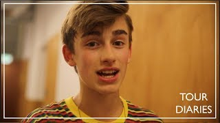 Johnny Orlando - Tour Diaries (Episode 1): Zurich & Amsterdam