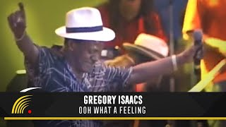 Gregory Isaacs - Ooh What a Feeling - Live Bahia Brazil