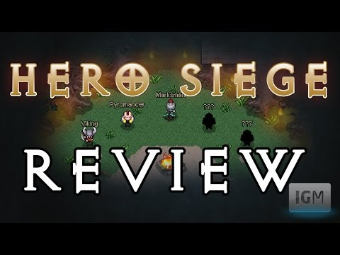 Hero Siege Review - The Indie Game Magazine