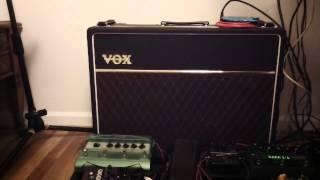 Vintage JMI VOX AC30 Non-Top Boost