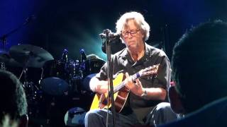 Eric Clapton RAH 18 May 2011 When Somebody Thinks You're Wonderful