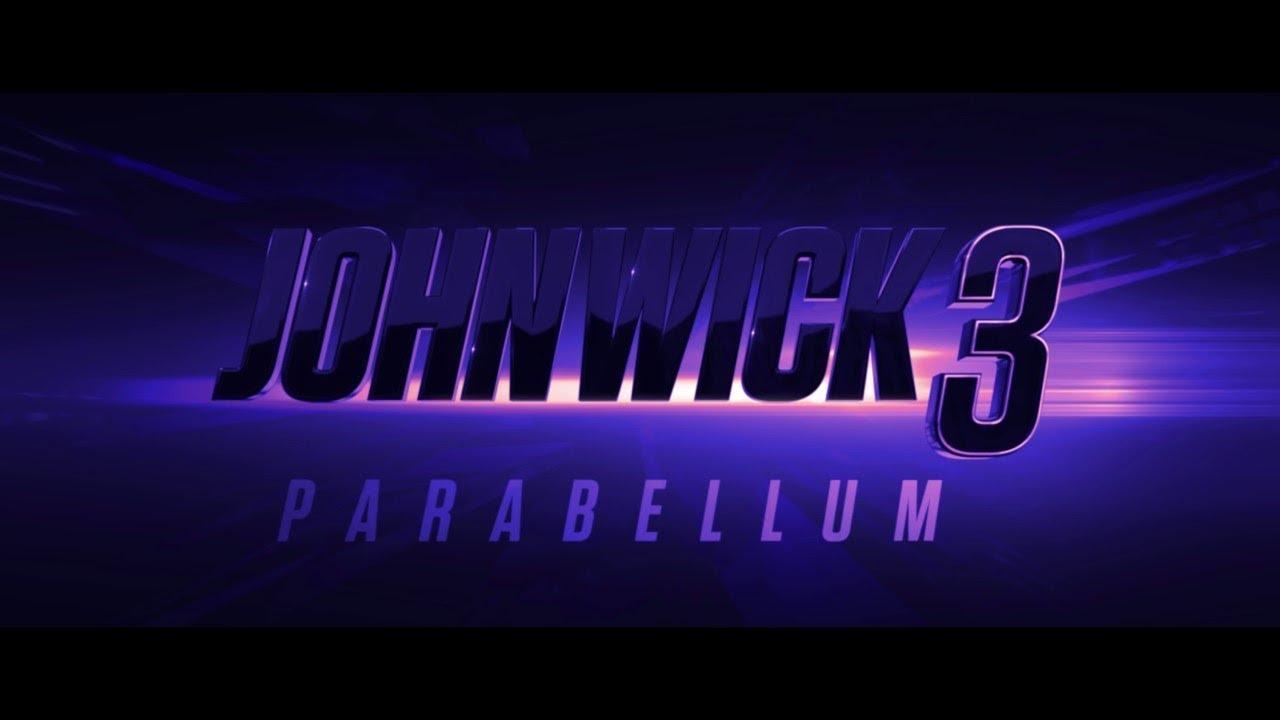 John Wick 3 - Parabellum | Trailer 1 Oficial Legendado