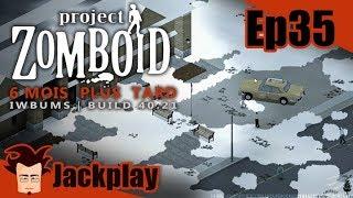 Project Zomboid, 6 Mois Plus Tard, EP35 : Le palais de  justice (Build 40.25, Let's play FR)