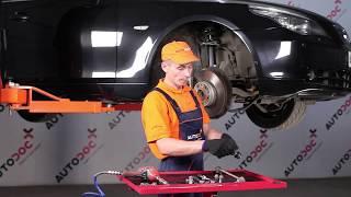 Assista ao nosso guia em vídeo sobre solução de problemas Barra escora barra estabilizadora BMW