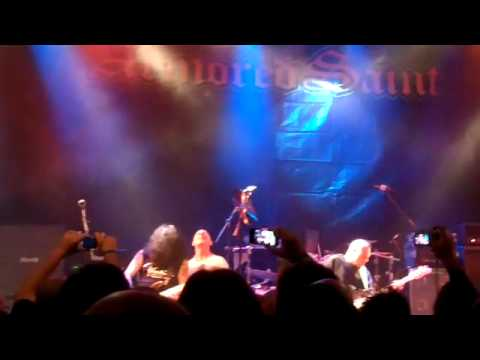 Armored Saint - Chemical Euphoria Live at the House of Blues Hollywood, CA 2012