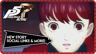 Persona 5 The Royal - NEW story, Palaces, Locations & More!