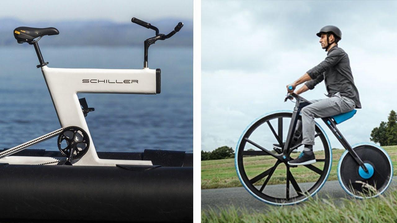 Самые прогрессивные Велосипеды 2020