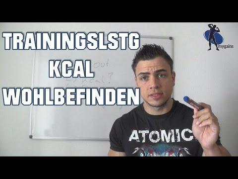 Vlog #8: Was Bleibt An Kcal, Wohlbefinden, Trainingsleistung